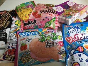 Kawaii Sweets from HYPER JAPAN Festival