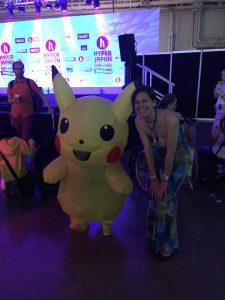 Pikachu at HYPER JAPAN Festival