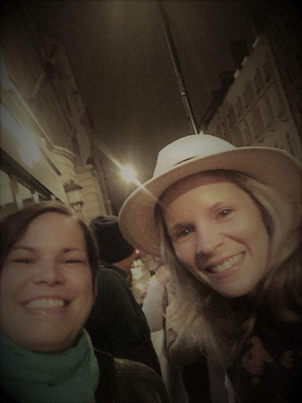 Selfie with Kelli O'Hara - Copy