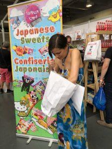 Sweets Bag HYPER JAPAN Festival