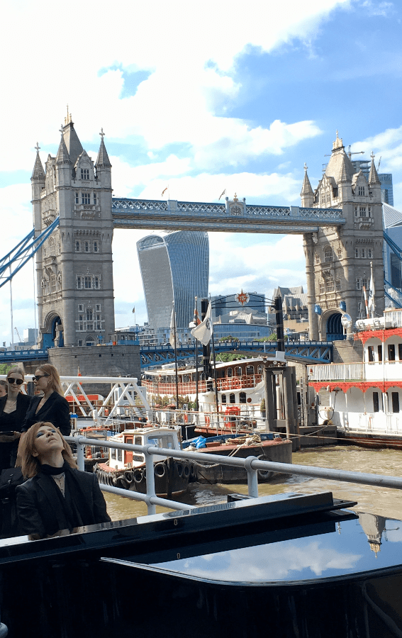 Yoshiki in London