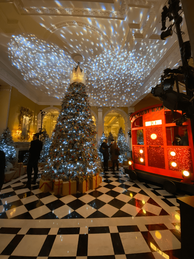 Claridges Christmas Tree 2019