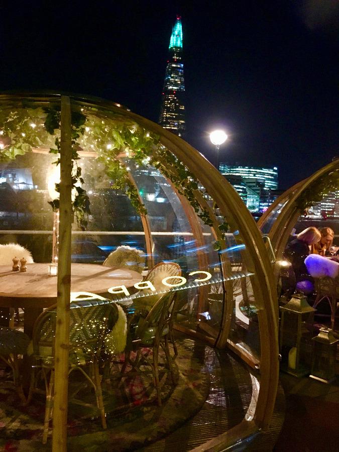 Coppa Igloos London
