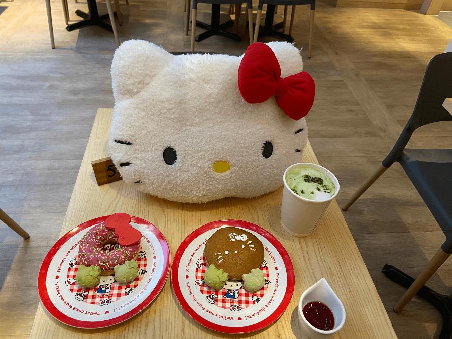 Hello Kitty Cafe London