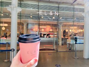 EL&N Cafe St Pancras