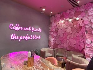 London's most Instagrammable cafe