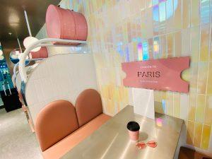 Pink Cafe Elan Cafe