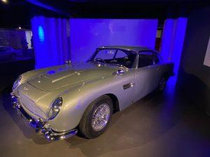 Aston Martin DB5 from James Bond Films
