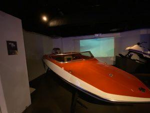 Glastron GT 150 motorboat