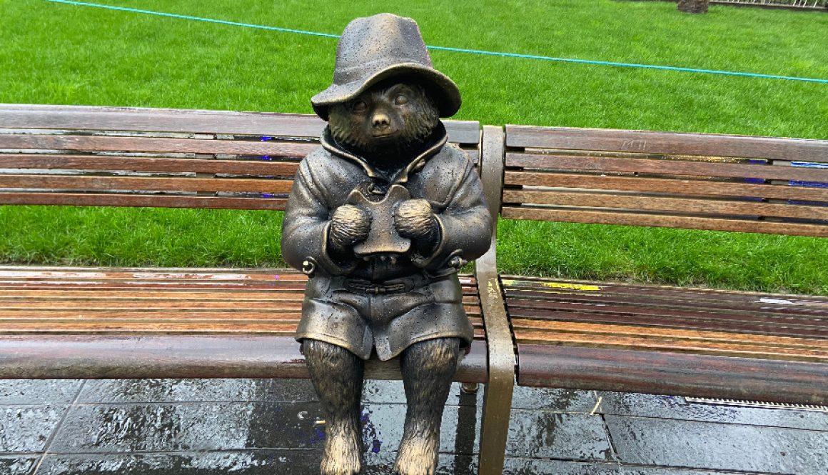 Paddington Bear - Celebrating Cinema at Leicester Square
