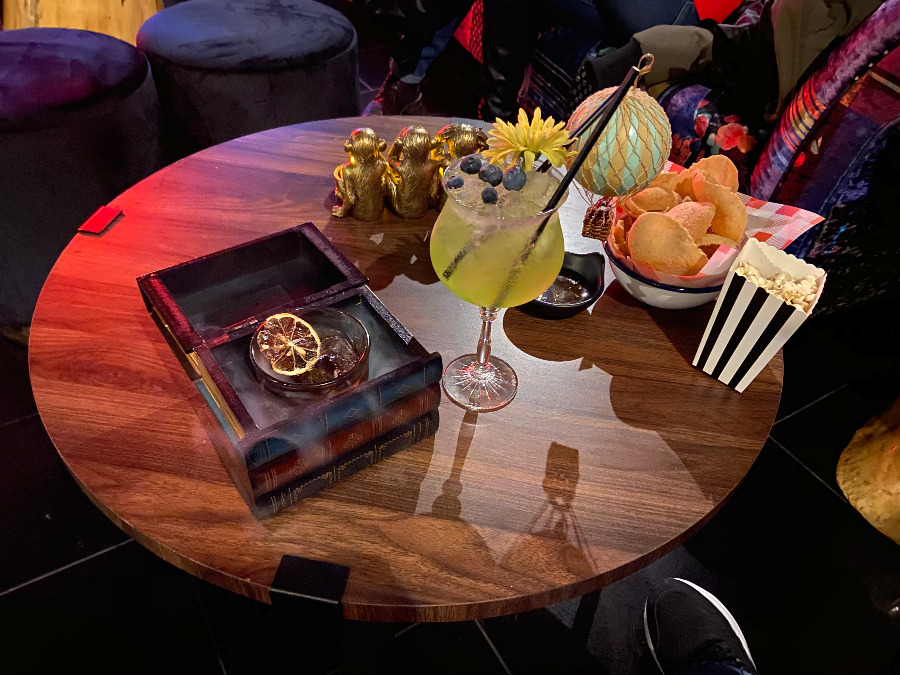 The Quirkiest Cocktail Bar in London