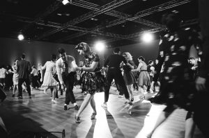 Learn swing dance and cocktails at home