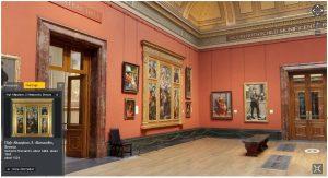 Natonal Gallery London VR Experience