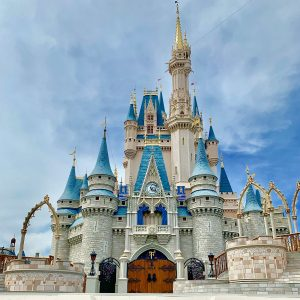 Virtual Tour in Disneyland during COVID-19 lockdown