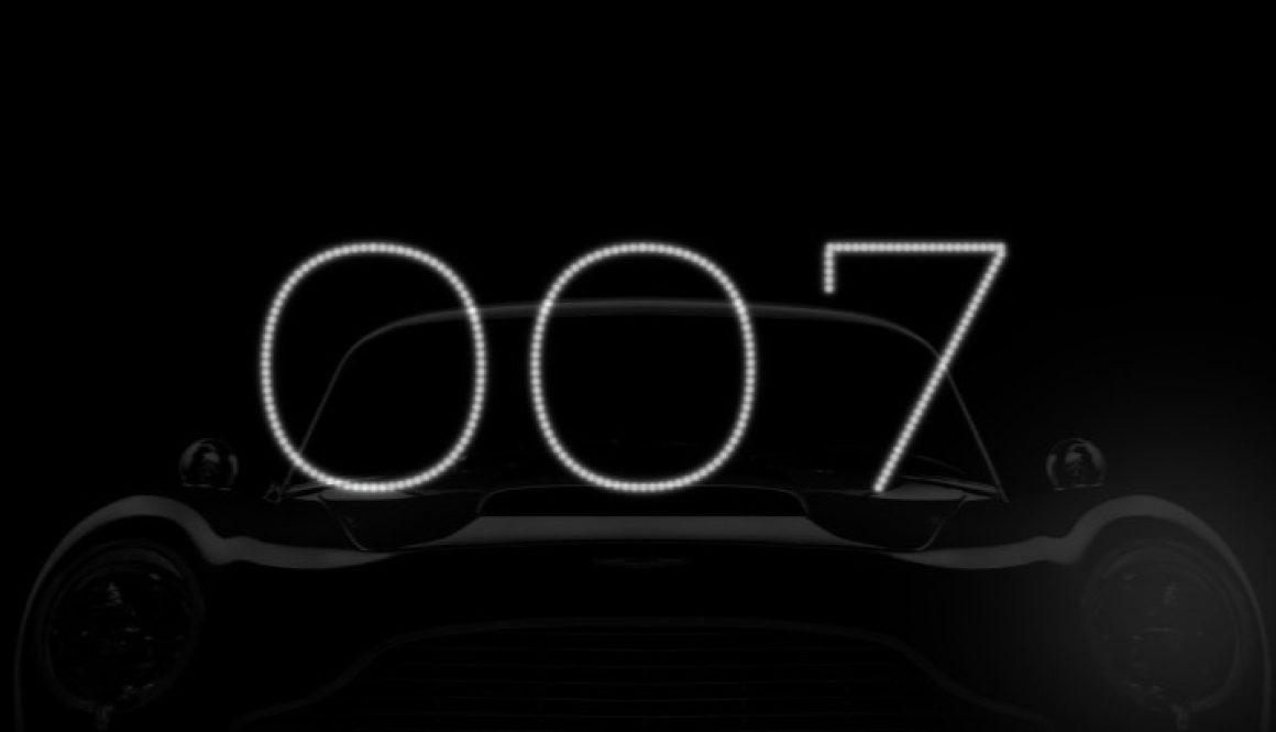 007 James Bond Virtual Exhibition