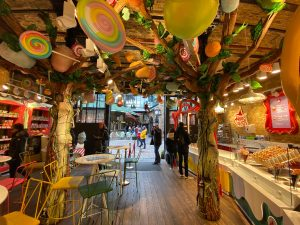 Instagrammable ice creams in London - Hans and Gretel