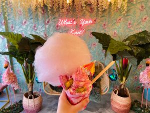 The best ice creams in London - Mary Poppins themed ice cream