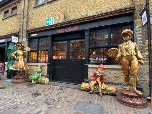 Urban Adventuer - Instagrammable ice creams in London - Hans and Gretel