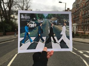 Urban Adventurer - Free Instagrammable places in London - Abbey Road