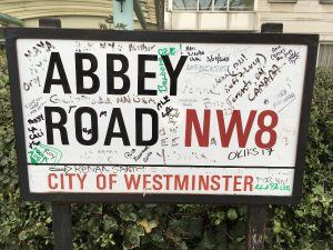 Urban Adventurer - Free Instagrammable places in London - Abbey Road Beatles
