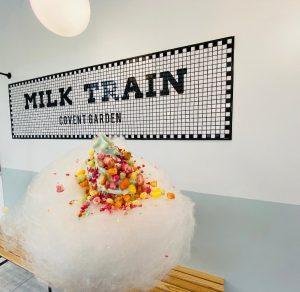 Urban Adventurer - Instagrammable ice cream shops in London - Milk Train