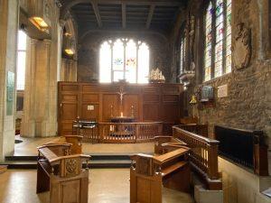 London's Oldest Church