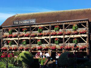 The Dickens Inn at St Katharine Docks