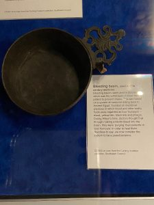 Bleeding Basin at The Clink Prison Museum