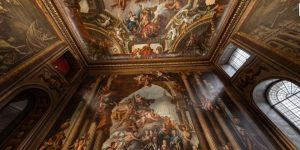 Painted Hall Old Royal Naval Collage
