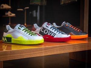 Sneakers exhibition