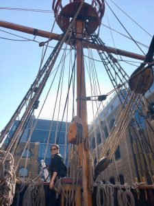 The Golden Hinde London
