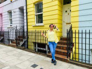 Colourful Houses on Bonny Street