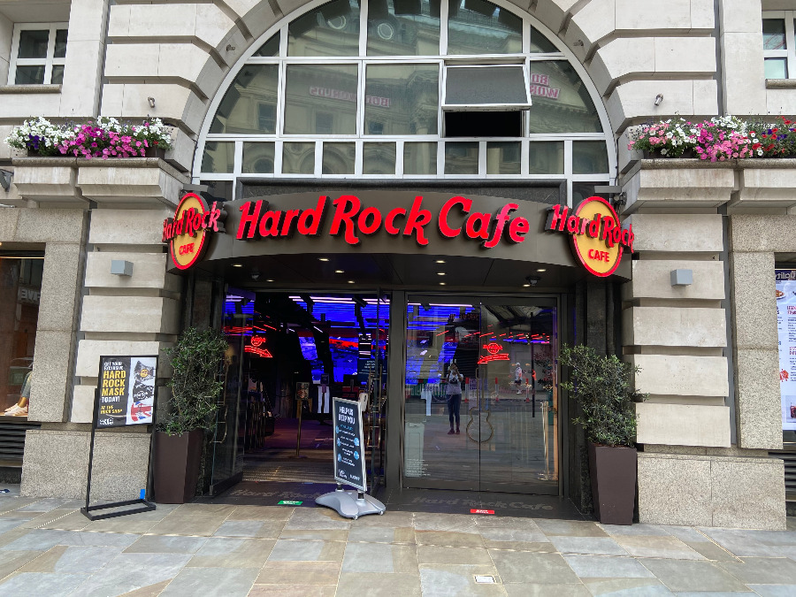 Hard Rock Cafe London