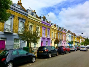 Hartland Road Camden Town London