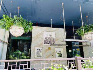 Churchill Bar Terrace
