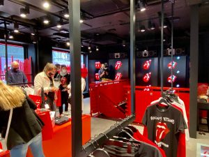 Rolling Stones Flagship Store London