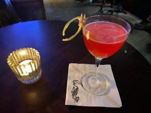 Cocktail at Absinthe Parlour & Cocktail Bar