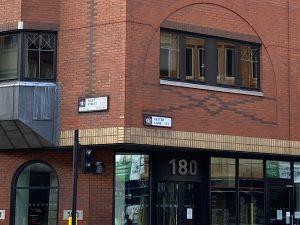 Fetter Lane and Fleet Street Execution Site