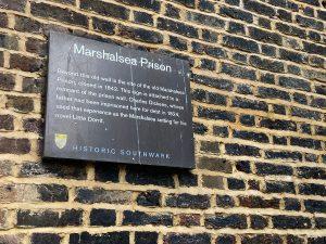 Marshalsea Prison Today