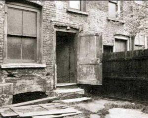 Murder Site of Annie Chapman
