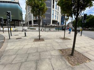 The Site of Tyburn Tree