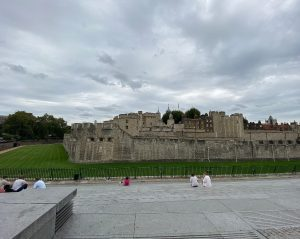 Tower of London Today