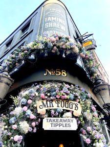 Mr Fogg's Bars