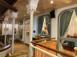 Mr Fogg's Dockside and Distillery - Rangoon Steamer