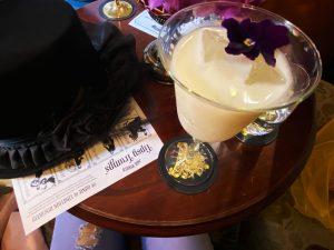 Mr Fogg's Gin Parlour Cocktail