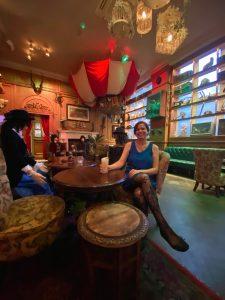Mr Fogg's Residence Bar London