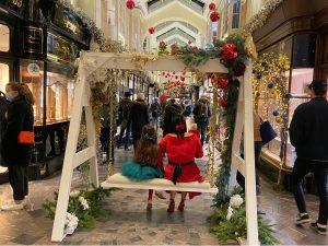 Burlington Arcade Christmas Decoration