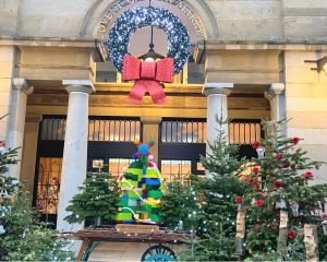 Covent Garden Christmas Tree Forest