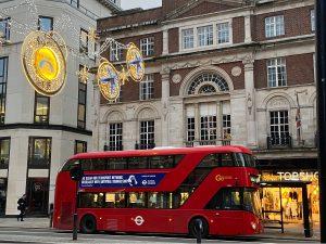 The Strand Christmas Lights
