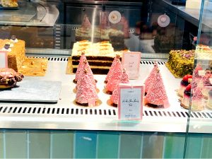 Tree of Hope Christmas Dessert